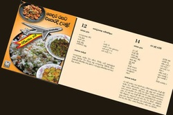 'gedara rasata etheradi uyamu' foldable sri lankan recipes